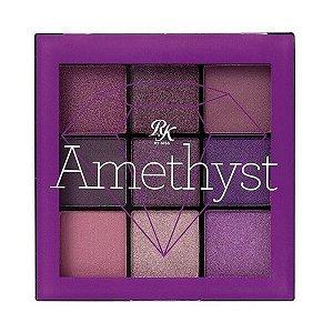 Paleta 9 Cores de Sombras Amethyst - Kiss New York