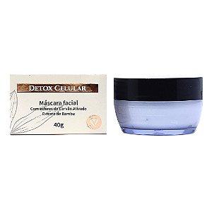 Máscara Facial Detox Celular - Miss Lary
