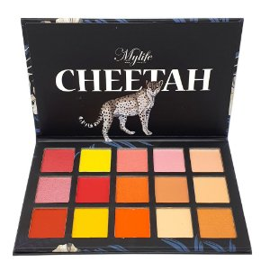 Paleta de sombras Cheetah - Mylife