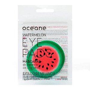Máscara de melancia para olhos - Oceane