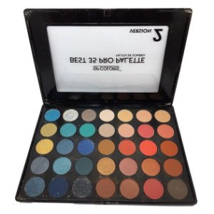 PROMO/ Paleta de sombras Best 35 Pro 2 - SP Colors