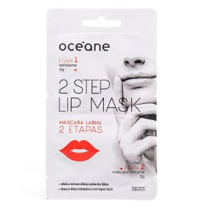 Máscara Labial 2 Step - Océane