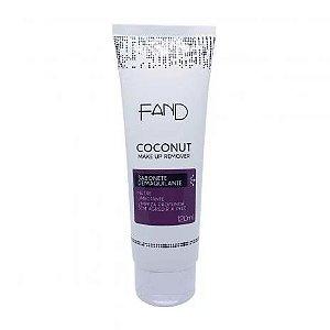 Sabonete demaquilante Coconut - Fand
