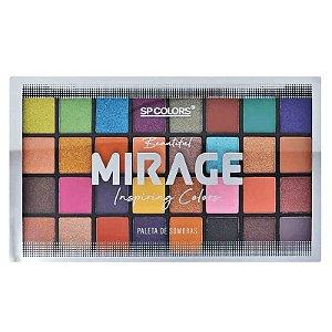 Paleta de sombras Mirage - SP Colors