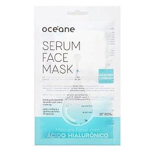 Máscara Facial Ácido Hialurônico - Oceane