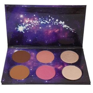 Paleta de blush, contorno e iluminador Star Skin - Tati Bueno