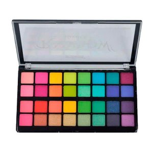 Paleta de sombras Rainbow Lovers - SP Colors