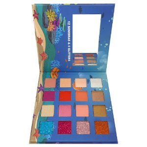 Paleta de sombras Ocean World 2 - Mylife