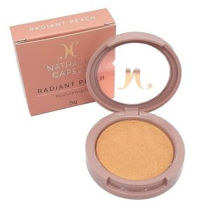 Blush Compacto Radiant Peach - Nathalia Capelo