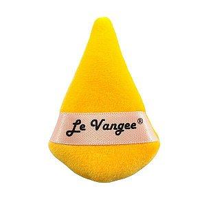 Esponja leque de veludo - Le Vangee