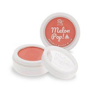 Blush em creme Melon Pop - RK by Kiss