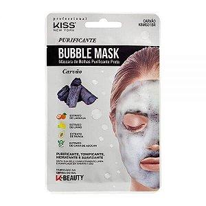 Máscara de bolhas Purifcante Carvão - RK by Kiss