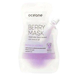 Máscara facial Frutas Silvestres - Oceane