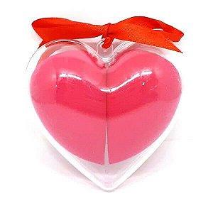 Dupla de esponjas em case de coração - Miss Frandy