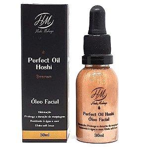 Óleo facial Perfect Oil Bronze - Hoshi Makeup