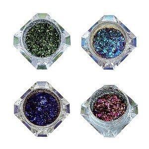 Glitter Multicromático Collection - Bitarra