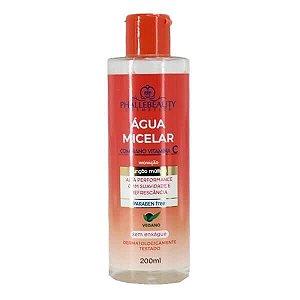 Água micelar Vitamina C - Phallebeauty