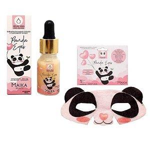 Kit Skincare para olhos Panda Eyes - Maika