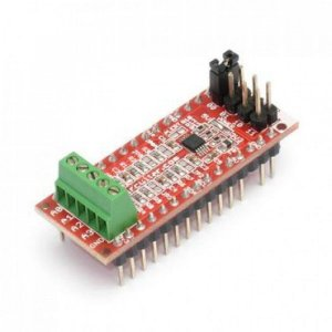 Nanoshield ADC (Conversor analógico-digital de 4 canais)