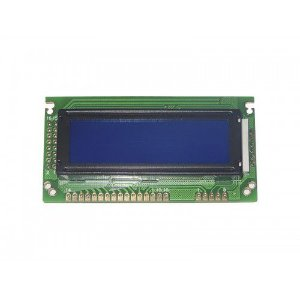 Display LCD 16X2 Fundo Azul e Backlight - AGM-1602M-801