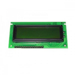Display LCD 16X2 Fundo Verde - AGM-1602B-404