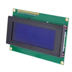 Display LCD 20X4 com Backlight Azul