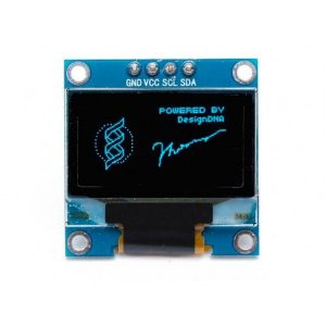 "Display OLED 0.96"" I2C Azul"