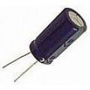 Capacitor Eletrolítico 22uF/50V