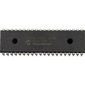 Microcontrolador PIC 18F4550