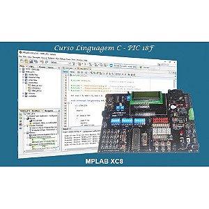 Curso Online Linguagem C para microcontroladores PIC - Família 18F (Módulo I)