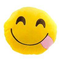 Almofada Emoticon Emoji Oficial Antialérgica Delicia