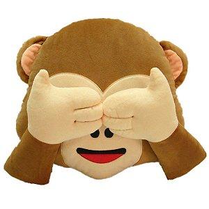 Almofada Emoticon Emoji Oficial Antialérgica Macaquinho