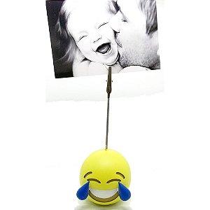 PhotoEmoji Porta Retrato Emoji Chorando de Rir