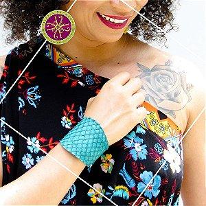 Bracelete Pele Tilápia