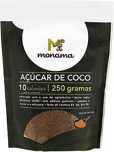 Açúcar de Coco Monama Saudável 250g