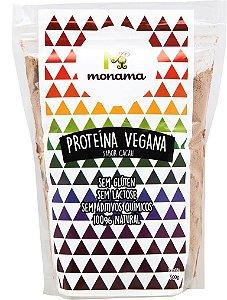 Proteína Vegana Monama Sabor Cacau 500g