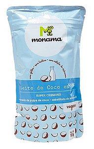 Leite de Coco em Pó Monama Vegano 180g