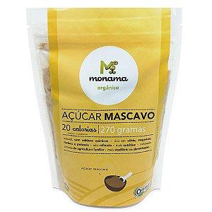 Açúcar Mascavo Monama 270g
