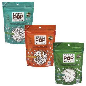 Kit Sorgo Pop - 3 Sabores - 5 % OFF