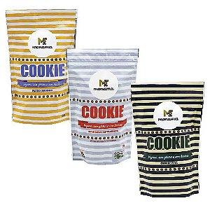 Kit Cookies - 3 Sabores