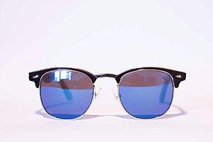 Óculos solar com hastes em bambu Way Mini