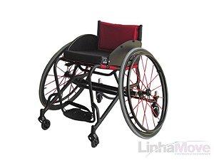 Cadeira de Rodas Smart - FLY BADMINTON