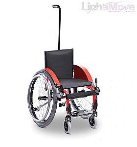 Cadeira de Rodas Ortobras - Mini M