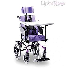 Cadeira de Rodas Ortobras - Conforma Tilt