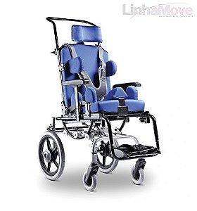 Cadeira de Rodas Ortobras - T1