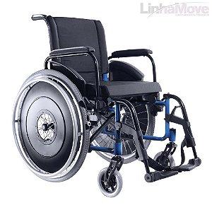 Cadeira de Rodas Ortobras - AVD Alumínio