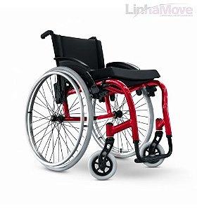 Cadeira de Rodas Ortobras - Star Lite