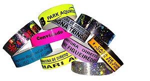 Pulseiras Para Festas e Eventos  Personalizada
