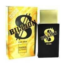 Billion for men Original Perfume Masculino Paris Elysees