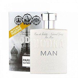 Perfume Vodka Man Original Paris Elysees